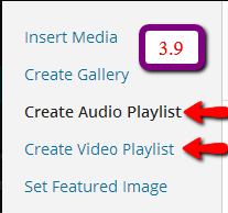 create gallery 3.9 What are the Expected Changes in WordPress 3.9 As Compared to 3.8?