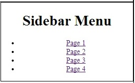 sidebarmenu How to Develop a WordPress Theme in One Day