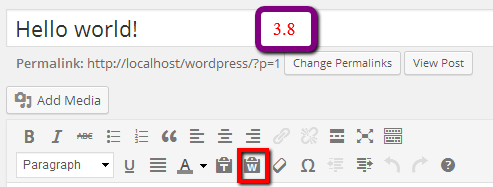 visual editor wp3.8 What are the Expected Changes in WordPress 3.9 As Compared to 3.8?
