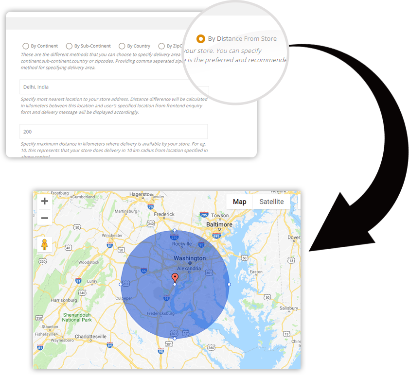 woocommerce order delivery delivery area order shipping check delivery woocommerce order delivery woocommerce stores store locator google maps store locator responsive