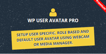 WP User Avatar Pro Wordpress Plugin